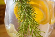 Free Drink, Lemonade, Herb, Garnish Royalty Free Stock Photo - 113373315