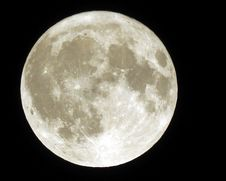 Free Moon, Full Moon, Astronomical Object, Atmosphere Stock Images - 113373364