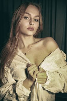 Free Beauty, Fashion Model, Human Hair Color, Model Stock Photography - 113373392