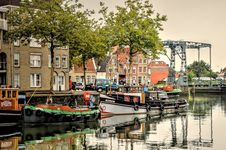 Free Waterway, Canal, Water, Body Of Water Stock Photography - 113374042