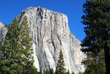 Free El Capitan In Yosemite, California Stock Image - 11349511