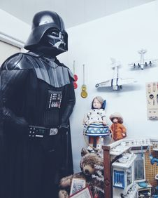 Free Photo Of Room Full Of Toys Stock Photography - 113416982