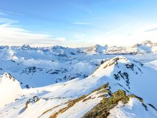 Free Photo Of Mountains During Winter Royalty Free Stock Image - 113472886