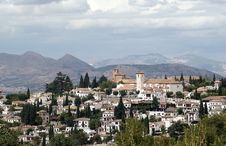 Free Alhambra Stock Photography - 11351452