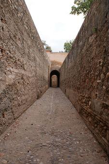 Free Alhambra Stock Photos - 11351703