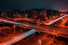 Free Time-lapse Photography Of Road Stock Photo - 113539950