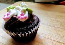 Free Close-up Photography Of Chocolate Cupcake Royalty Free Stock Images - 113540149