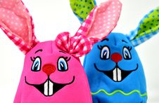 Free Pink, Stuffed Toy, Easter, Easter Bunny Stock Photo - 113639120