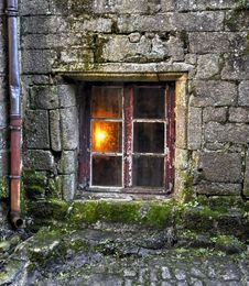 Free Wall, Window, Ruins, Facade Royalty Free Stock Photos - 113639468