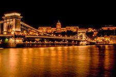 Free Reflection, Night, Landmark, Bridge Stock Image - 113647581