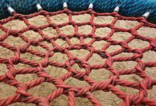 Free Rope, Crochet, Pattern Stock Photos - 113648373