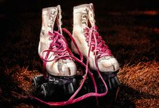 Free Footwear, Pink, Shoe, Outdoor Shoe Stock Image - 113648421