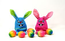 Free Easter, Easter Bunny, Easter Egg, Stuffed Toy Stock Photo - 113659440