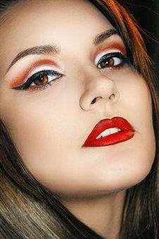 Free Eyebrow, Face, Lip, Beauty Royalty Free Stock Photography - 113659537