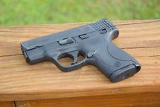 Free Weapon, Gun, Firearm, Trigger Stock Image - 113659761