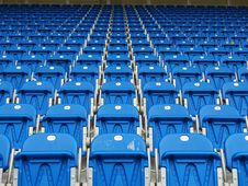 Free Blue, Sport Venue, Structure, Cobalt Blue Royalty Free Stock Photography - 113660347