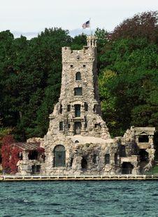 Free Alster Tower, Alexandria Bay Royalty Free Stock Photos - 11370768