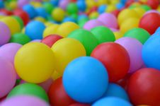Free Blue, Ball Pit, Yellow, Easter Egg Stock Photo - 113737840