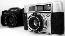 Free Camera, Digital Camera, Cameras & Optics, Single Lens Reflex Camera Royalty Free Stock Photos - 113738178