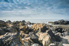 Free Sea, Sky, Rock, Coast Royalty Free Stock Image - 113738406