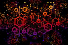 Free Purple, Pattern, Fractal Art, Graphic Design Stock Photography - 113738462