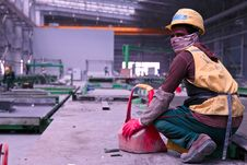 Free Laborer, Construction Worker, Blue Collar Worker, Manufacturing Stock Images - 113738494