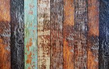 Free Assorted-colored Wooden Planks Royalty Free Stock Photos - 113809208