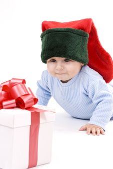 Free Baby Elves Royalty Free Stock Photos - 11390378