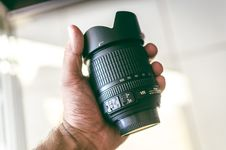 Free Black Nikon Camera Lens Royalty Free Stock Photos - 113907918