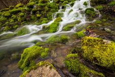 Free Time Lapse Photography Of Body Of Water Stock Image - 113947701