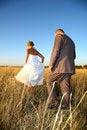 Free Grass Walking Royalty Free Stock Image - 1140496