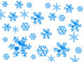 Free Snow Texture Royalty Free Stock Image - 1142826