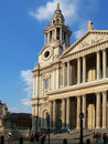 Free St Paul Cathedral In London Stock Image - 1148731