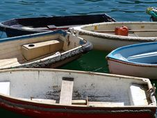 Free Group Of Boats Stock Photos - 1140533