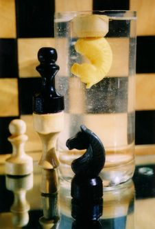 Free A Play With Chess Stock Photos - 1140833