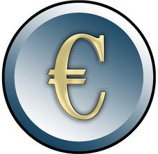 Free EURo Button Stock Photos - 1140993