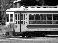Free Antique Trolley Stock Image - 1141221