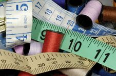 Free Sewing Related Items Stock Image - 1141941