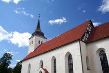 Free Church Stock Photography - 1142322