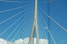 Pont De Normandie Stock Images