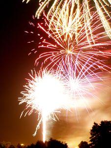 Free Fireworks Stock Photo - 1143060