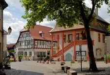 Free Freinsheim Square Stock Images - 1143344