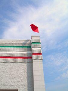 Free Italian Colored Building Stock Photo - 1143430