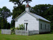 Free Historic Kentucky Church Stock Photos - 1143963