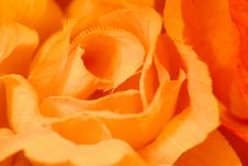 Fake Yellow Rose Royalty Free Stock Photography