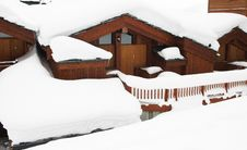 Free Chalet Royalty Free Stock Photo - 1144515