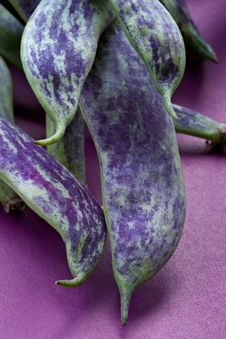 Free Big Green Bean-pods Stock Photo - 1144870