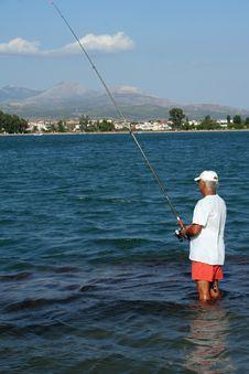 Free Fisherman Stock Photo - 1145090