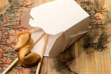 Take Out Fortune I Royalty Free Stock Photo