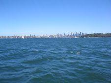 Free Sydney View Royalty Free Stock Photo - 1146795